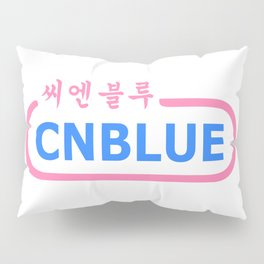 Awesome KPop Rock Band CNBLUE Pillow Sham