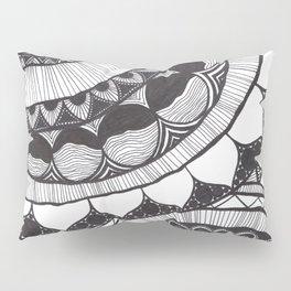 Flower Mandalas Pillow Sham