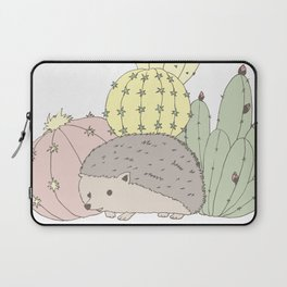 Prickly Little Friends Gathering Laptop Sleeve