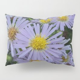 New England Asters Pillow Sham