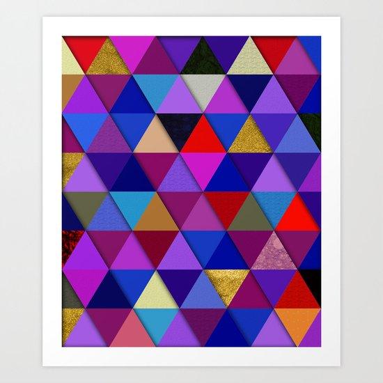 Abstract #276 Art Print