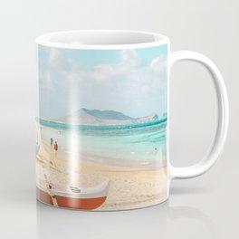 Lanikai Beach Coffee Mug