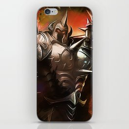League of Legends MORDEKAISER iPhone Skin