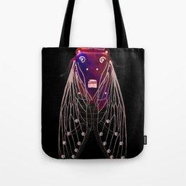 Cicadae Musicadae Tote Bag