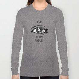 Eye TurnTables Long Sleeve T-shirt