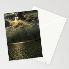 Verrazzano-Narrows Bridge, New York City (2020-5-GNY130) Stationery Cards