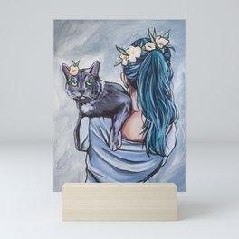 Abrazo Mini Art Print