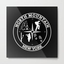 NORTH MOUNTAIN Metal Print