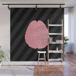 Human Anatomy - Brain Wall Mural