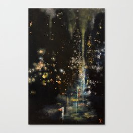 Christmas Dream Canvas Print