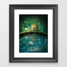 Crown Prince Framed Art Print