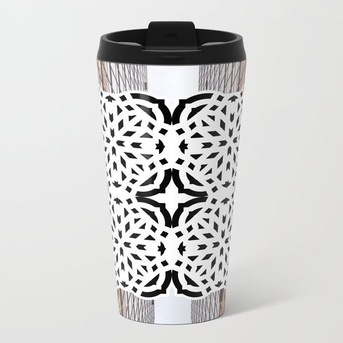 Makeneki Dorrea Metal Travel Mug