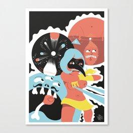 OYOYO Canvas Print
