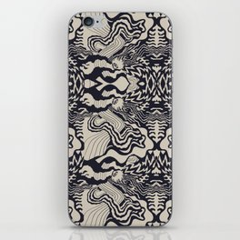 Warehouse Pattern iPhone Skin