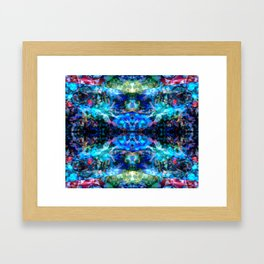 .jipse. Framed Art Print