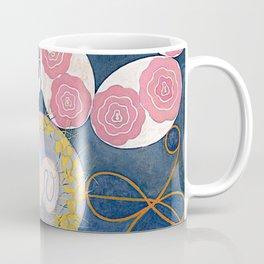 The Ten Largest No. 01 Childhood Group IV Hilma Af Klint Coffee Mug