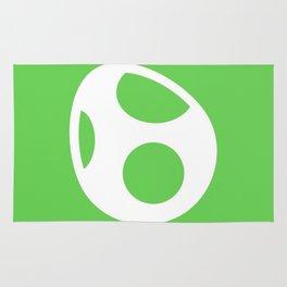 Green Egg Rug