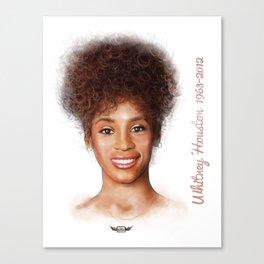Houston, Whitney Canvas Print