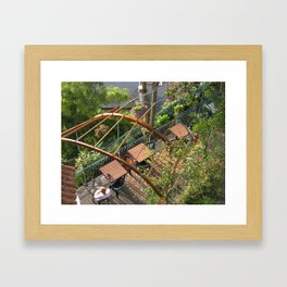 Sweet Light Framed Art Print
