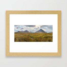 Glencoe, Scottish Highlands Framed Art Print