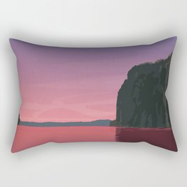 Bon Echo Provincial Park Rectangular Pillow