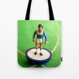 Everton Subbuteo Player 1986 Tote Bag