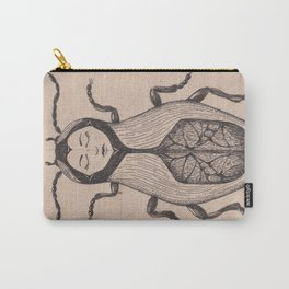 matryoshka beetle Carry-All Pouch