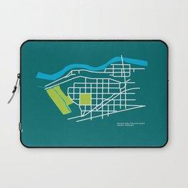 Brownes Addition / Peaceful Valley, Spokane Laptop Sleeve