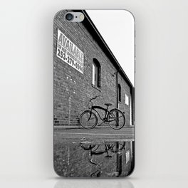 Former railroad depot iPhone Skin