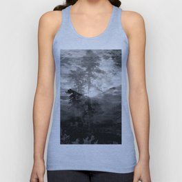 And With the Trees... Unisex Tank Top