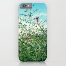 Field Wild Flowers Slim Case iPhone 6s