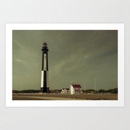 Cape Henry Light Art Print