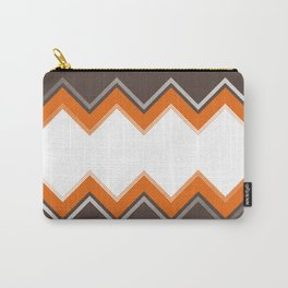 Tangerine Date Carry-All Pouch
