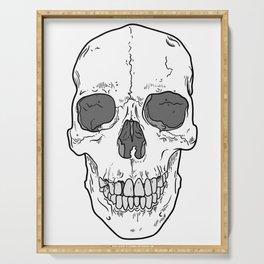 Big Ol' Skull Serving Tray