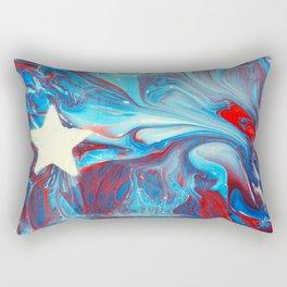 Que Bonita Bandera Rectangular Pillow
