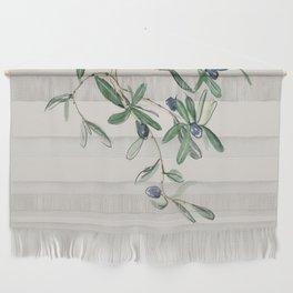 Olea Europaea - Black Olive Wall Hanging