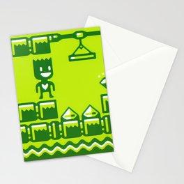 Game Boy Stationery Cards