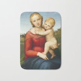 The Small Cowper Madonna Bath Mat