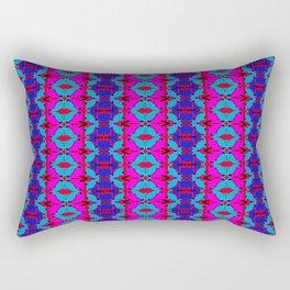 Abstra-Cats Rectangular Pillow