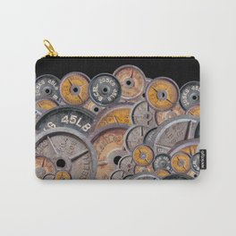 IRON&EMOTION's 45s Carry-All Pouch