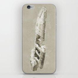 Battlestar Galactica iPhone Skin