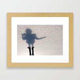 quirk Framed Art Print