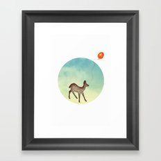 Design 4 Framed Art Print