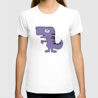 dino T-shirts featuring Dino by juditpolo