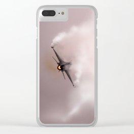 f16 Clear iPhone Case