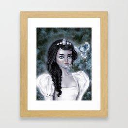 Let Me Guide You Framed Art Print