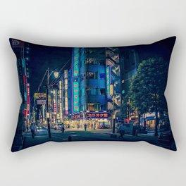 Neon Fantasy/ Anthony Presley Photo Print Rectangular Pillow