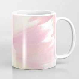 Sunset Sherbert Petal Abstract Coffee Mug