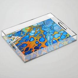 Fluid Acrylic Tray