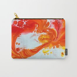 Lush Lava Carry-All Pouch